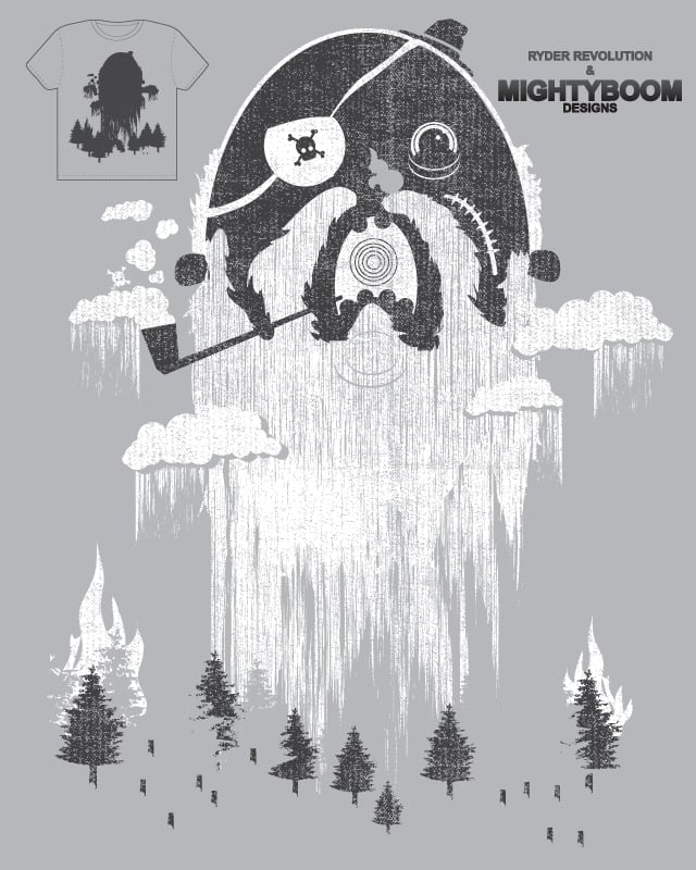 Mansoon by Ryder on Threadless