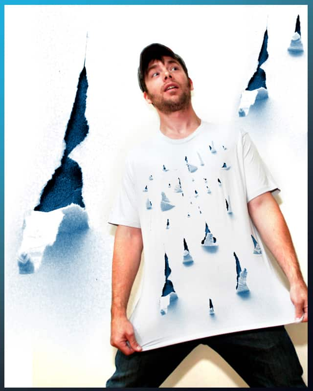 iceland by sustici on Threadless