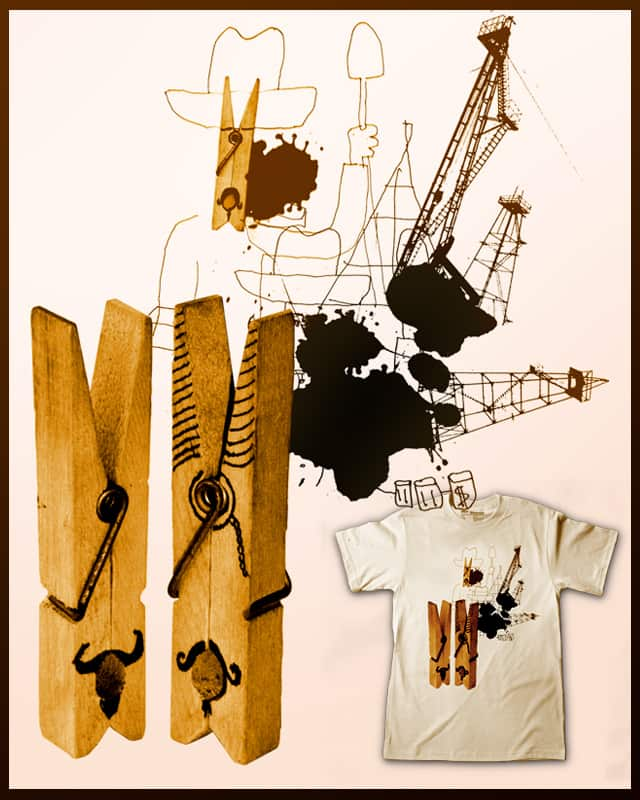 Oil by sustici on Threadless