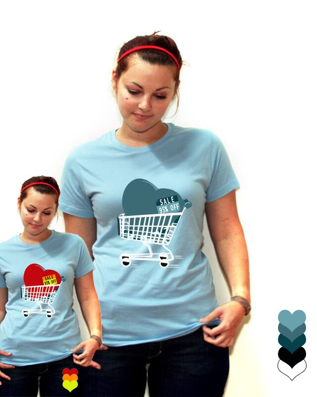 Love in sale by rabodnube on Threadless