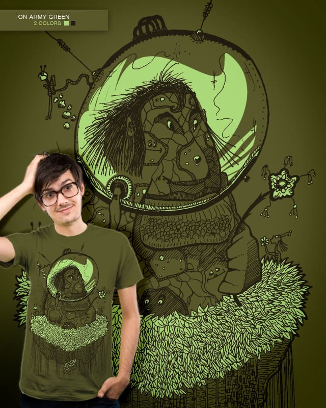 Weird Days by kako64 on Threadless
