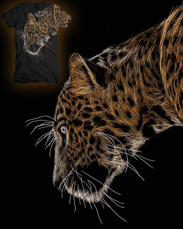 Pounce by asher27 on Threadless