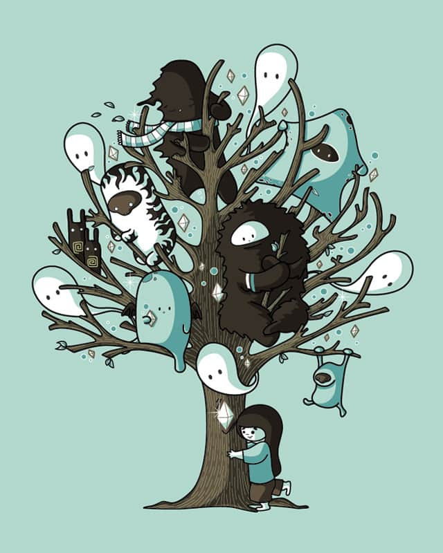 Hide and Seek by Recycledwax on Threadless