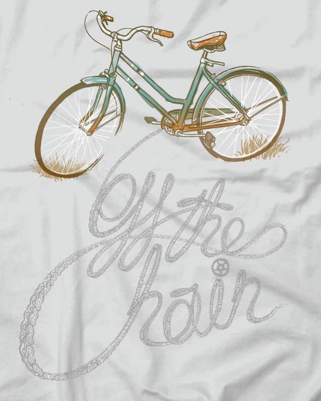 Rusted Off the Chain by Ellsswhere on Threadless