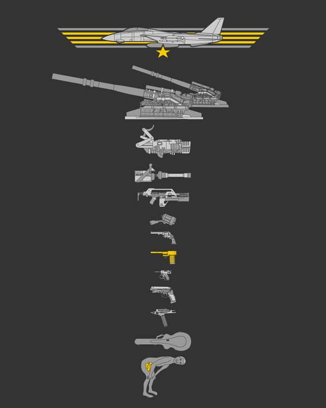 Blasts From The Past by Ronin60 on Threadless