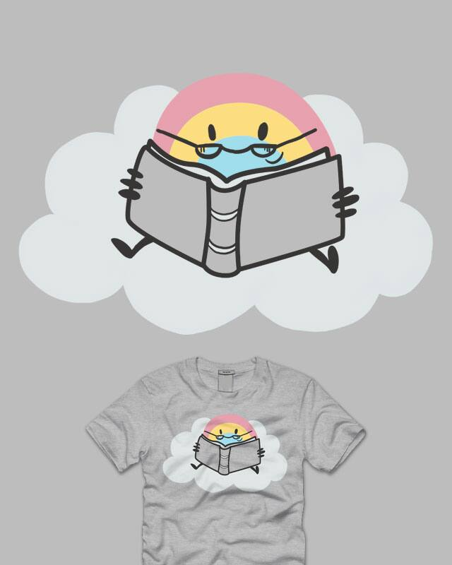 Literate Refracted Light by thehomeschoolwinner on Threadless