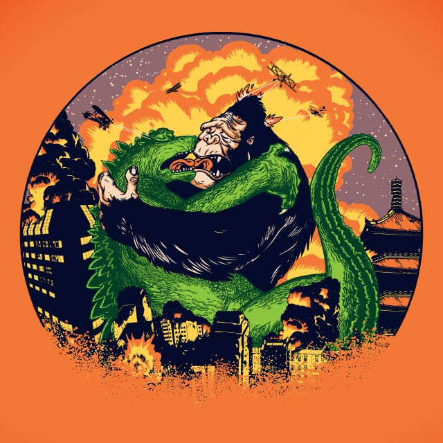 A Forbidden Love by phillydesigner on Threadless