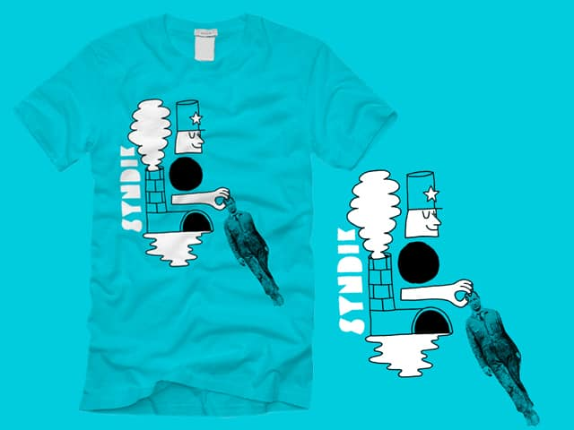 Syndik by maximefrancout on Threadless