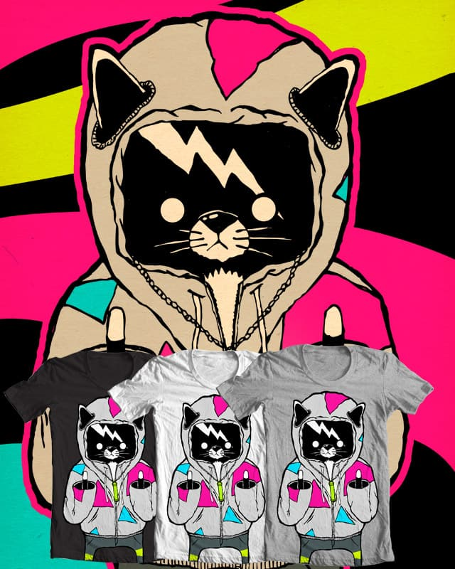 House Cat by a-man_1 on Threadless