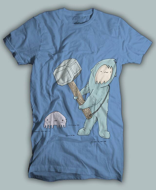 The Decision by randyotter3000 on Threadless