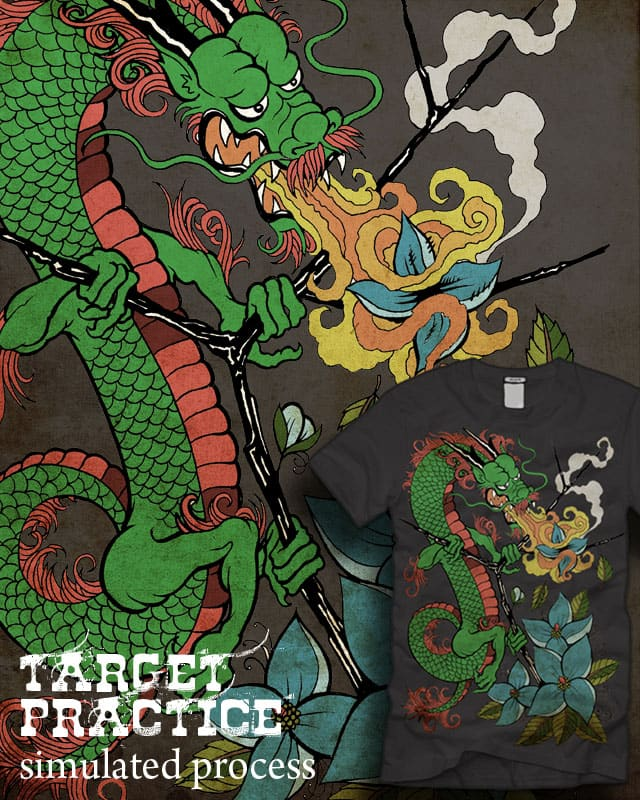 Target Practice by mark722 on Threadless