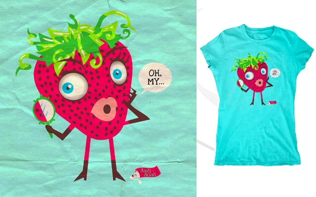 upset by kooky love on Threadless