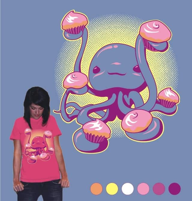 Cupcakes! by lucyfair on Threadless