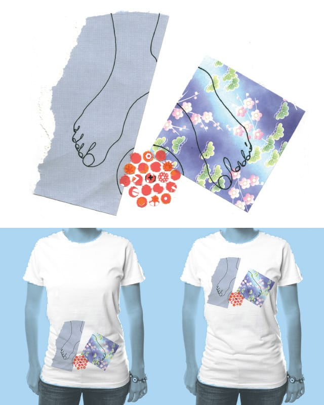 April Showers by thatwheel on Threadless