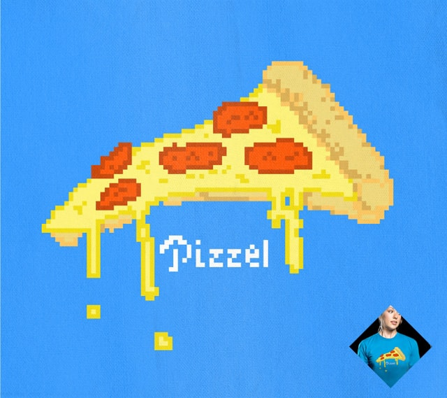 Pizzel by tenso on Threadless