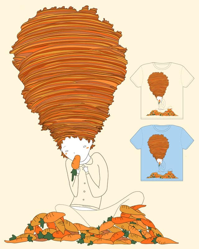 Carrothead by melontree on Threadless