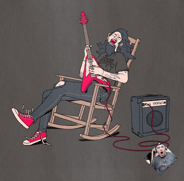Rocking Chair by tenso on Threadless