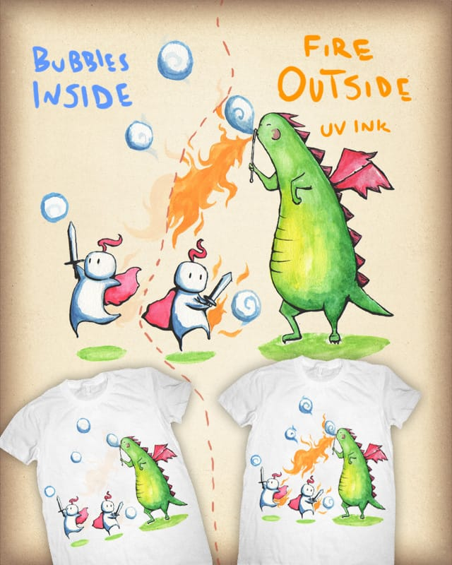 Playing With Fire by the Sleeping Sky on Threadless