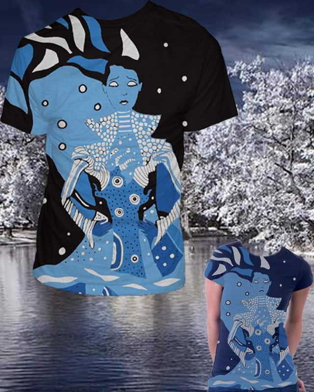 Within Winter Water by ArTrOcItY on Threadless