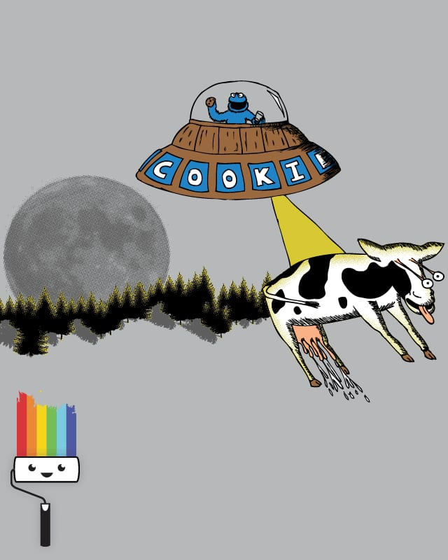 Milk on Mars (Remake Collab) by Resistance on Threadless