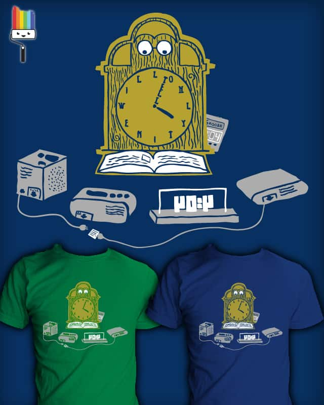 Story Time by EricDiaz on Threadless