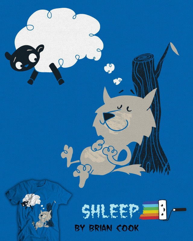 Shleep by briancook on Threadless