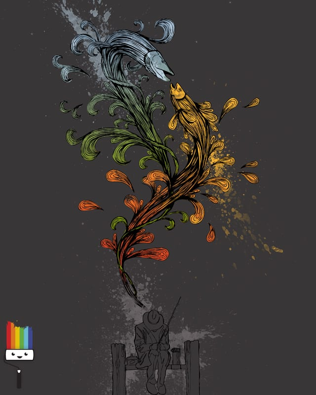 The Last Kiss  (a redo) by jrmasm on Threadless