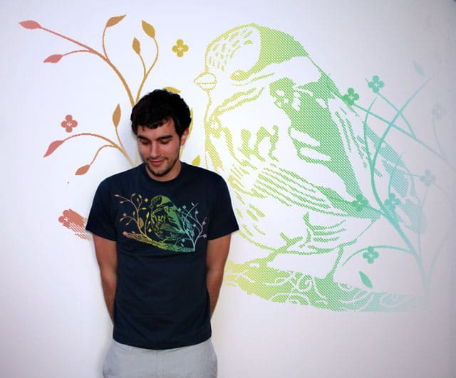Relaxation by pindian on Threadless