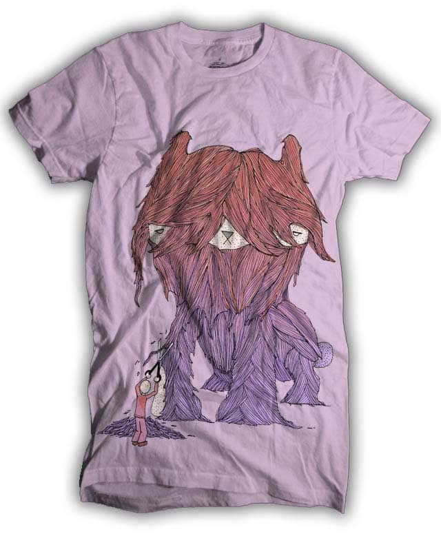 Needs a trim by randyotter3000 on Threadless