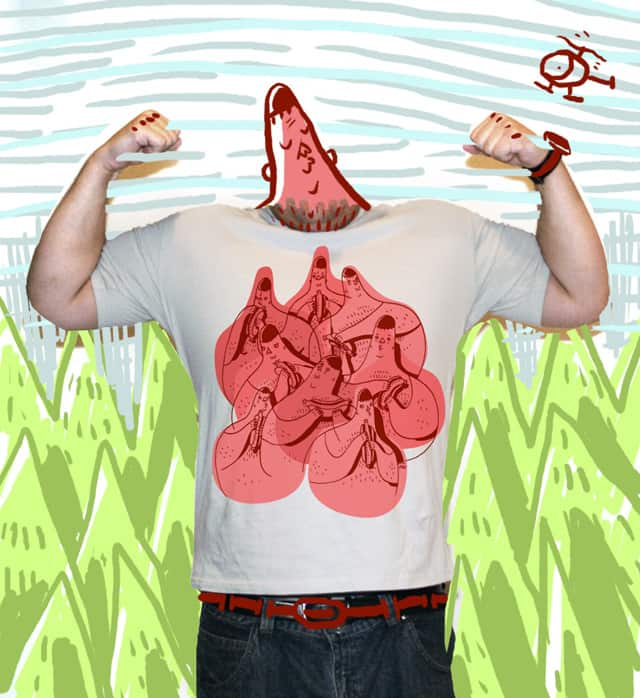 Sausage by BurritoGoblin on Threadless