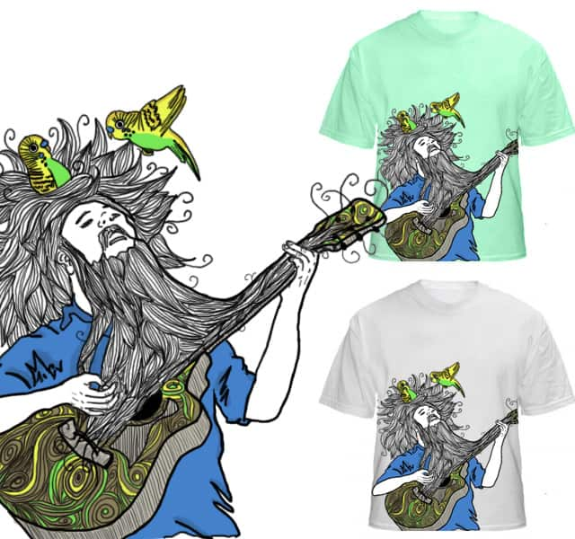 Hip Music by pindian on Threadless