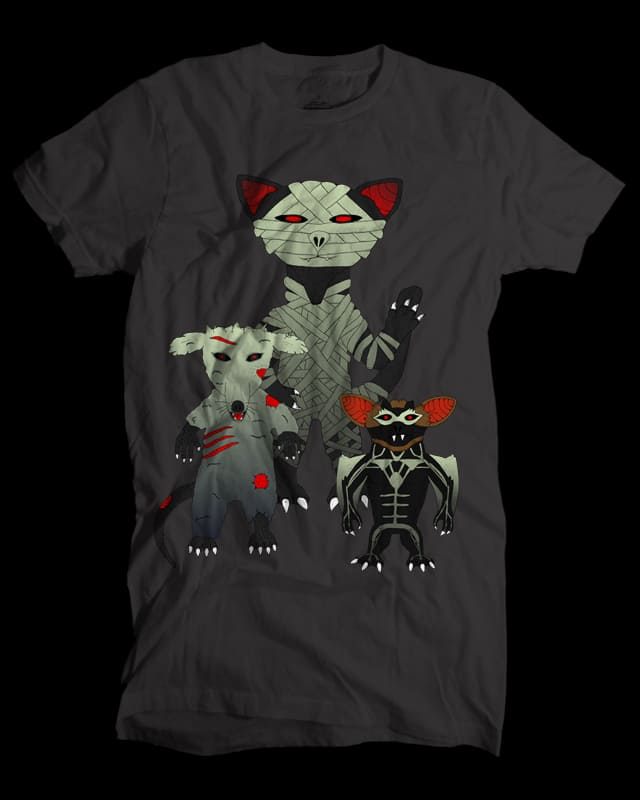 The Grave Gang by isawa on Threadless