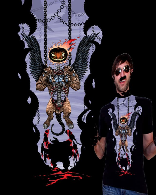 HELLicatessen by retrovirusaurus on Threadless