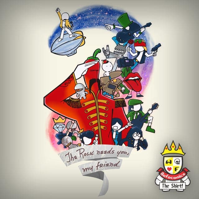 The Sargents needs YOU! by bafocomics on Threadless