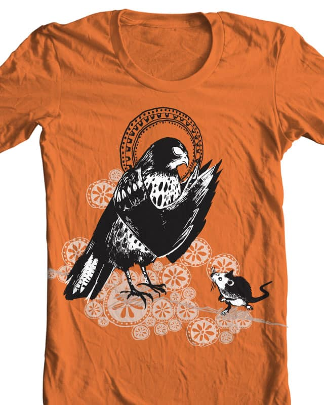 Bird of Pray by Raid71 on Threadless
