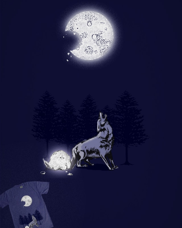 Howlch! by Ivantobealone on Threadless