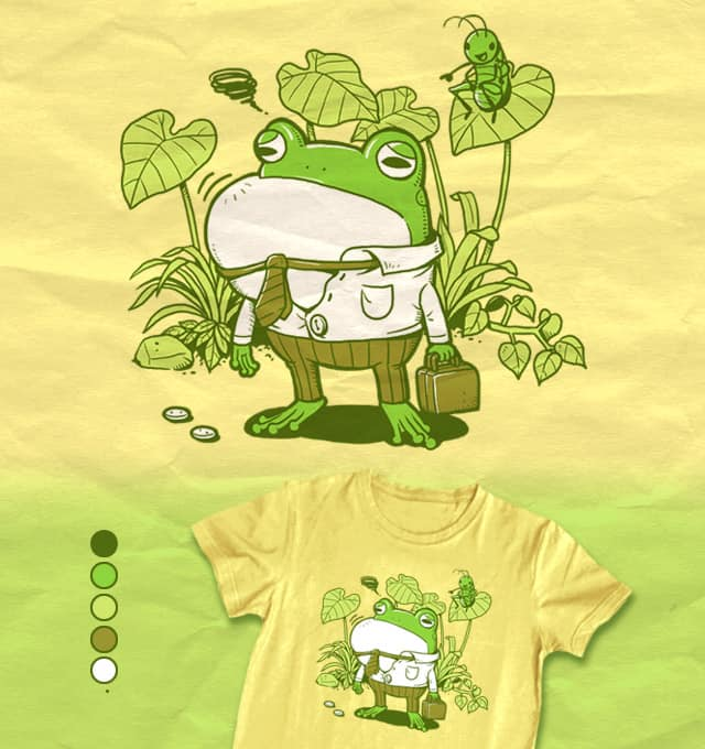 I have to buy another shirt by ben chen on Threadless