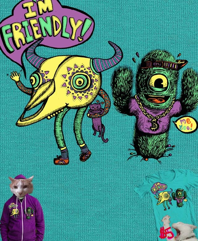 Ultimate Adventure Friends!!:D by B 7 on Threadless