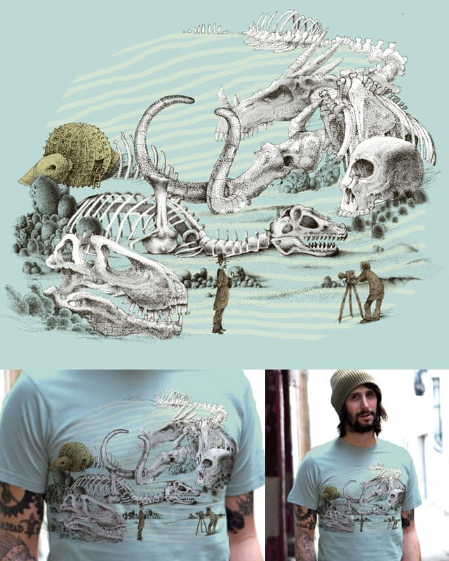 The Lost Beach by opifan64 on Threadless