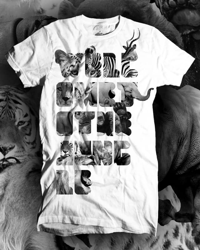 Welcome to the Jungle by asher27 on Threadless