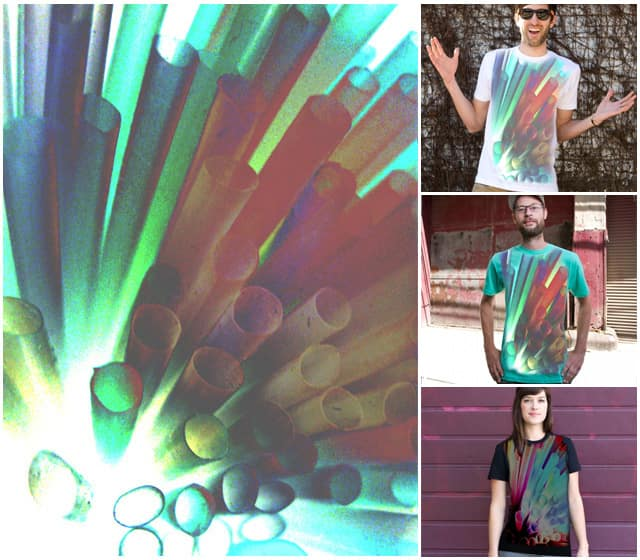 Straws by jess4002 on Threadless