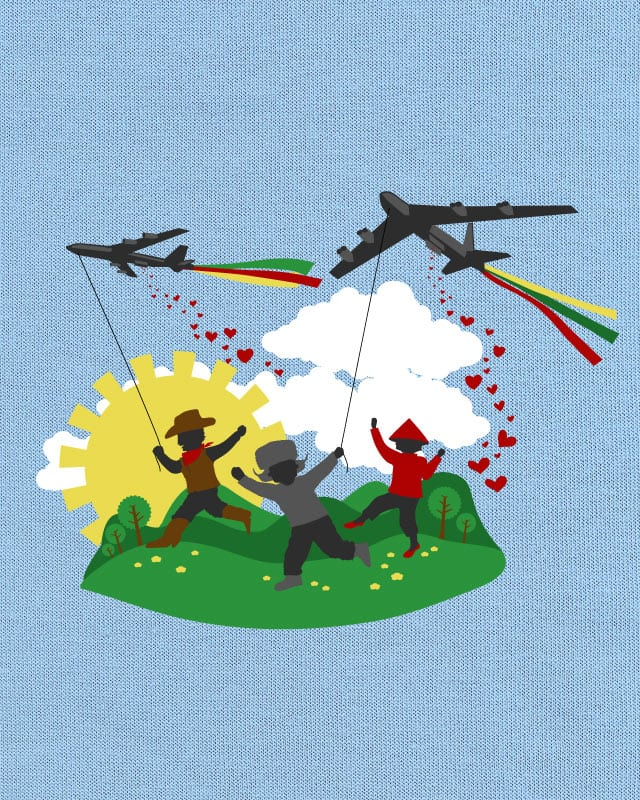 War Games by TOSOMB on Threadless