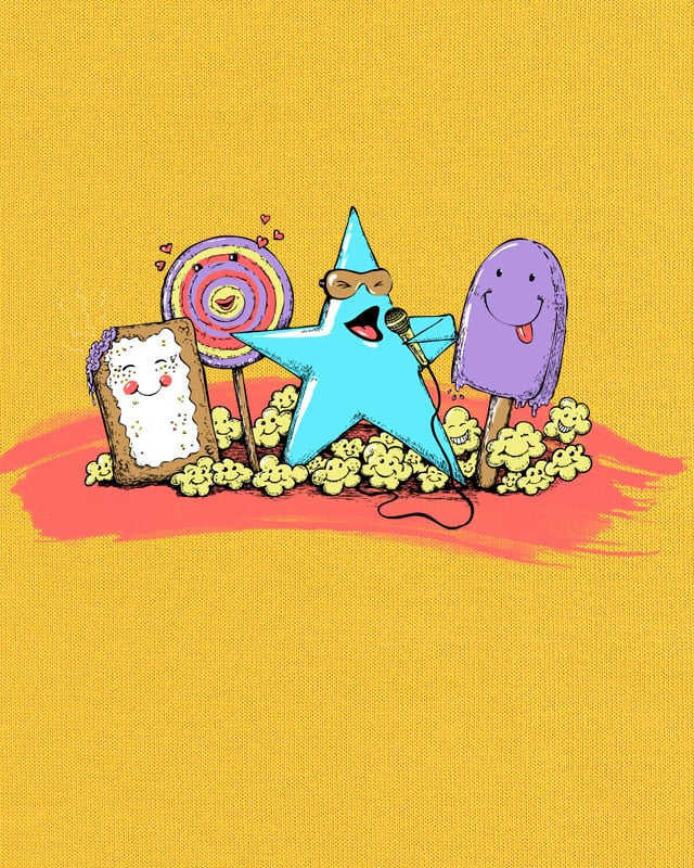 Pop Friends by TOSOMB on Threadless