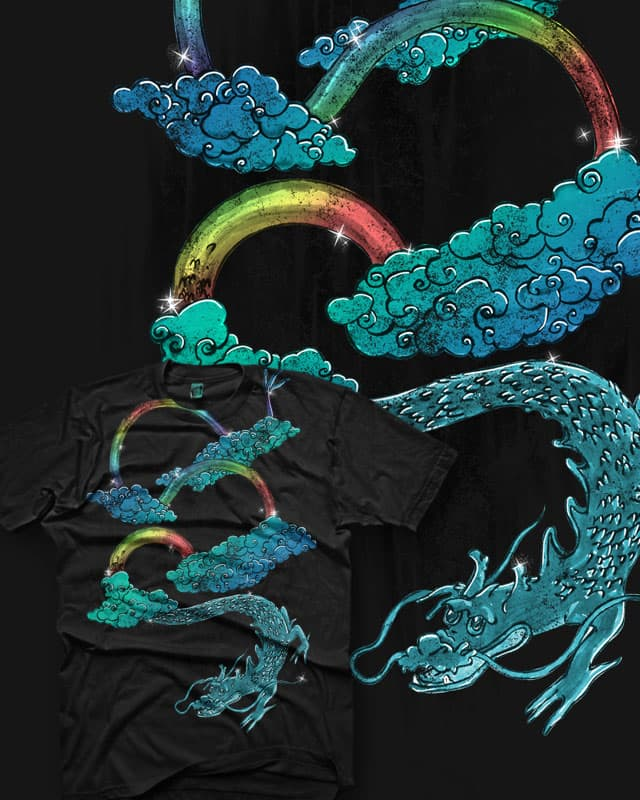 Tale of the Dragon by tobiasfonseca on Threadless