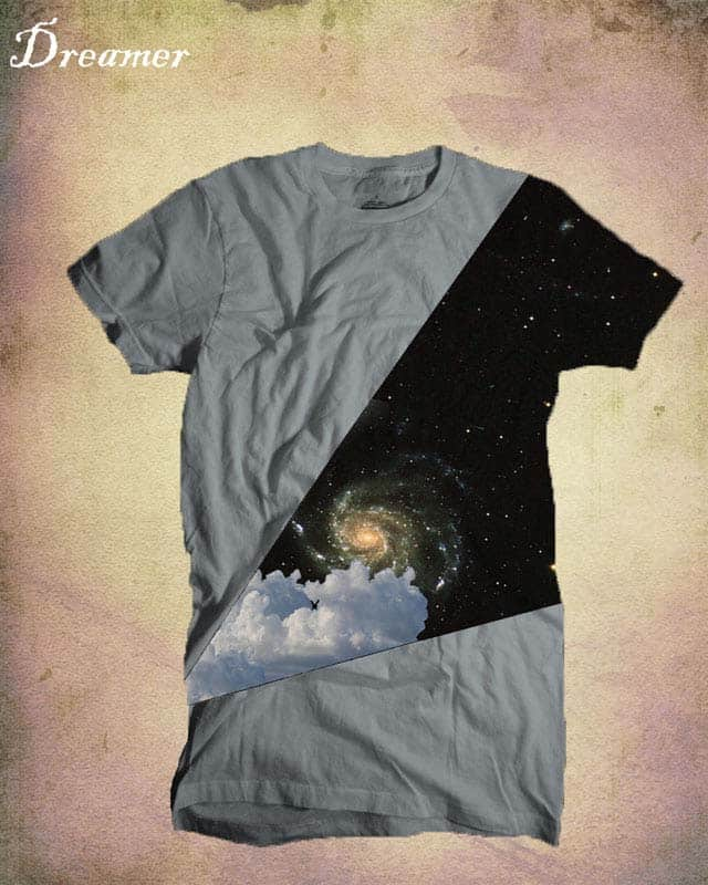 Dreamer by Hildy 42 on Threadless
