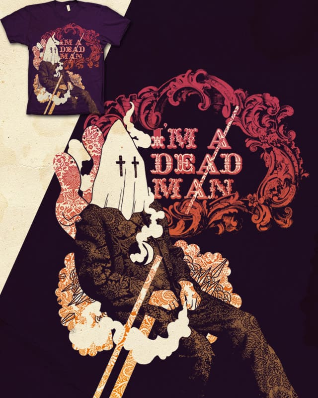 Deadman by mathiole on Threadless
