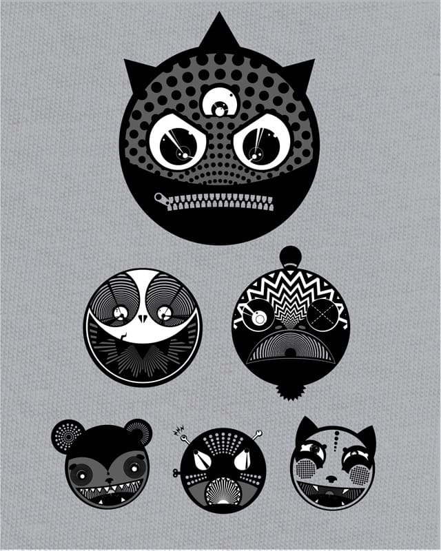 bad guys by Jopancake on Threadless
