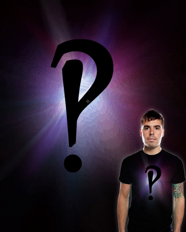 The Big Interrobang Theory by EricDiaz on Threadless