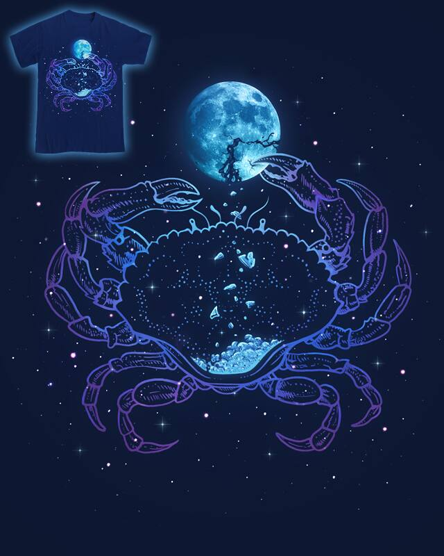 El gusto de luna llena by buko on Threadless