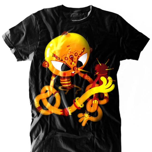 Voodoo stuff. by Aphte on Threadless